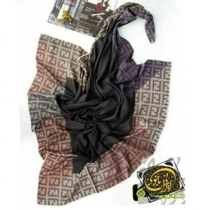 روسری پاییزه (fendi) s105-تصویر 2