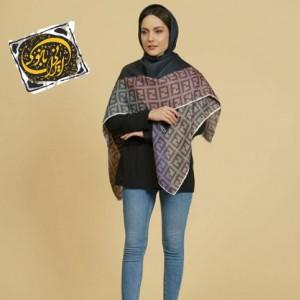 روسری پاییزه (fendi) s105-تصویر 3