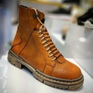 کفش نیم بوت دخترانه زنانه مدل تورکیه ۲۰۲۱