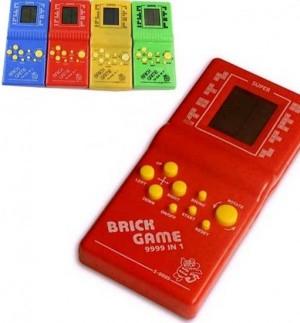 آتاری دستی brick game-تصویر 4