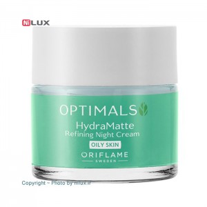 کرم شب اوریف لیم مدل Optimals Hydra Matte حجم 50 میلی لیتر