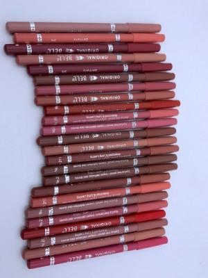 خط لب و رژ مدادی مودا بسته ۱۲ عددی-تصویر 4