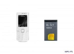 باتری موبایل نوکیا BL-5CT-تصویر 4