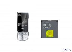 باتری موبایل نوکیا BL-6Q-تصویر 3