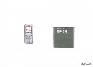 باتری موبایل نوکیا BP-6M-تصویر 2