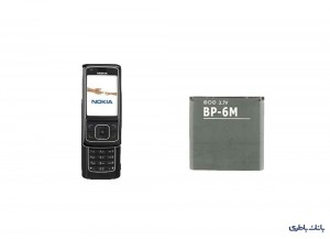 باتری موبایل نوکیا BP-6M-تصویر 4