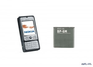 باتری موبایل نوکیا BP-6M-تصویر 5