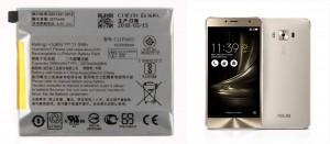 باتری موبایل ایسوس ZenFone 3 Deluxe 5.5 با کدفنی C11P1603-تصویر 2