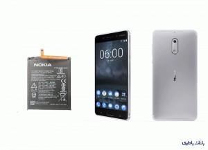 باتری موبایل Nokia 6 با کد فنی HE317-تصویر 2