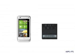 باتری موبایل اچ تی سی Sensation با کد فنی BG58100-تصویر 4
