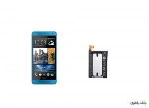 باتری موبایل اچ تی سی One Mini با کد فنی BO58100-تصویر 2