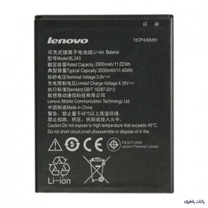 باتری موبایل لنوو K3 Note با کدفنی BL243