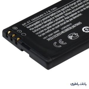 باتری موبایل مایکروسافت lumia 820 با کد فنی BP-5T-تصویر 2