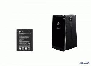 باتری موبایل ال جی V10 با کد فنی BL-45B1F-تصویر 2