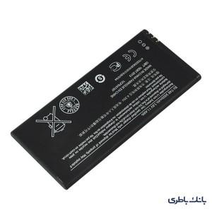 باتری موبایل مایکروسافت lumia 830 با کد فنی BV-L4A-تصویر 2