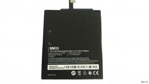 باتری موبایل شیائومی Redmi 4I با کدفنی BM33