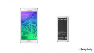 باتری موبایل سامسونگ Galaxy Alpha با کدفنی EB-BG850BBC-تصویر 2