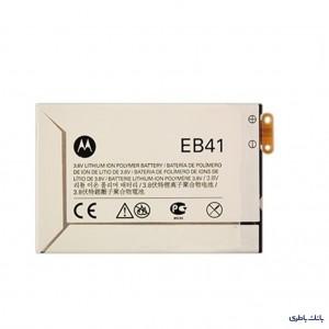 باتری موبایل موتورولا DROID 4 XT894 با کدفنی EB41