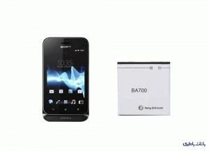 باتری موبایل سونی Xperia E با کدفنی BA700-تصویر 3