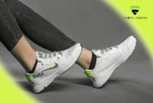 کفش کتانی نایک دخترانه