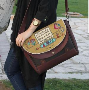 کیف دوشی چرم دودر-تصویر 2