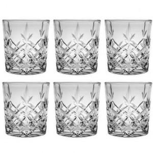 لیوان کوتاه نیم لیوان کریستال برند ایرنا مدل استرلینگ 6 عددی-تصویر 3