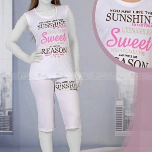 ست تاپ شلورک Sweet