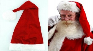 کلاه مهمانی طرح بابانوئل-تصویر 2