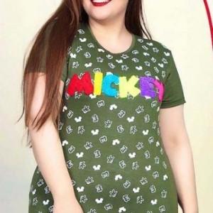 تی شرت قواره دار MICKEY