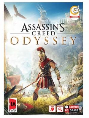 بازی Assassins Creed Odyssey مخصوص PC نشر گردو