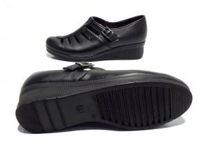 کفش اداری طبی زنانه ( ارتوپدیک)-تصویر 3