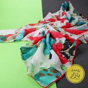 روسری نخ وال درجه یک-تصویر 3