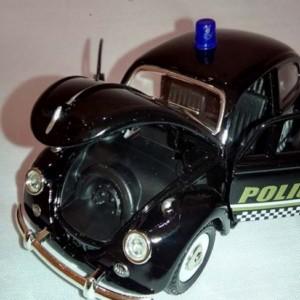 ماشین اسباب بازی فولکس پلیس-تصویر 5