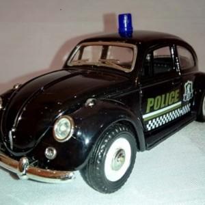 ماشین اسباب بازی فولکس پلیس