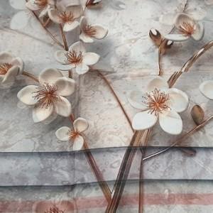 روسری نخی وال ارکیده 118-16-تصویر 4