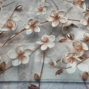 روسری نخی وال ارکیده 118-16-تصویر 5