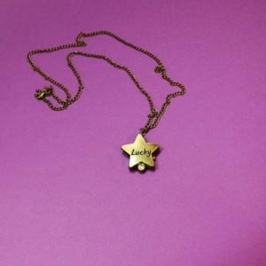 ساعت گردنی ستاره شانس