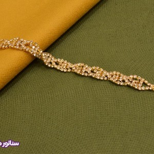 دستبند زنانه نگین دار سناتورمد DZ1044