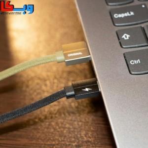 کابل تبدیل USB به USB-C مدل FPC طول 0.25 متر-تصویر 5