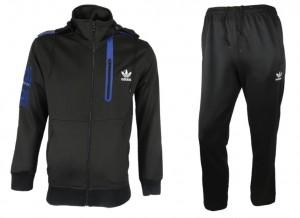 ست گرم کن و شلوار ورزشی طرح ساده adidas آدیداس KHP50-2068
