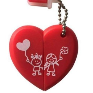 فلش64گیگ (LOVE USB KINGSTAR)